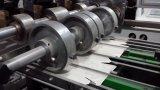 Cartón de papel Hbj-D1200 que erige formando la máquina al rectángulo de papel de la fabricación