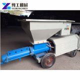 Machine à haute pression électrique de pompe d'injection de ciment liquide