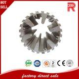 Aluminium-/Aluminiumstrangpresßling für industriellen Kühlkörper