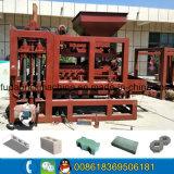 Aligeria Chb Block, der Maschinen-Straßenbetoniermaschine-blockierenziegelstein-Maschine herstellt