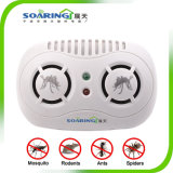 Mäuse-und MoskitoRepeller mit 2 Lautsprechern (ZT09040)