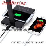 Le chargeur sans fil des bobines Fast3.0 du mobile 2 de Qi le plus neuf pour l'iPhone/Samsung