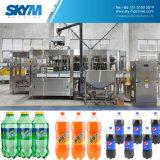 Linha da bebida macia Carbonated/máquina enchimento de enchimento da soda