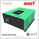 ZonneOmschakelaar met lage frekwentie PV2000 met Hoge Efficiency