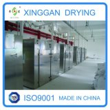 Máquina de secagem da bandeja para a medicina chinesa Decoctos pedaços