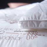 Гусына 100% хлопка постельных принадлежностей вниз оперяется Quilt белизны