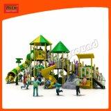 Populaires de l'équipement de terrain de jeux pour enfants pour la vente de terrain de jeux de plein air