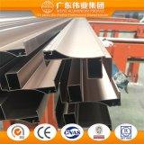Janela de alta qualidade e perfil de fabricação de alumínio de porta