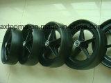China Qingdao 250-4 espuma de PU Wheelbarrow