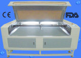 Máquina de estaca de levantamento automática do laser para o plástico