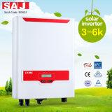 Inversor solar integrado la monofásico de la En-red del interruptor de la C.C. de SAJ 4KW 2MPPT