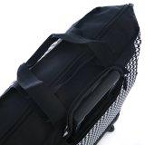 Fördernde kundenspezifische Polyester-Walzen-Einkaufentote-Beutel mit Rädern