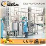 Alta capacidad industrial de la línea de procesamiento de pulpa de frutas