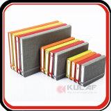 Custom Подарочная упаковка кожаный чехол для ноутбука дневника