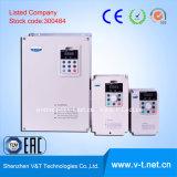 Mecanismo impulsor 0.4 de la CA del control de Vectol del funcionamiento de /High del inversor de la frecuencia de la variable de control de la toca del control de vector de V&T R&D/Manufactury V6-H/del control de la torque a 7.5kw - HD