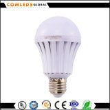 luz de bulbo Emergency de 5W 7W 9W 12W E27 220V LED