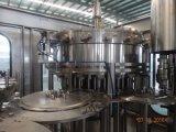 Salsa de llenado automático de lavado de máquinas de llenado monobloque de sellado