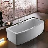 Korra (K-1074)からのアクリルの支えがない浴槽