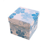 Ondulato progettare i contenitori per il cliente impaccanti poco costosi di carta variopinti di pannello rigido di stampa