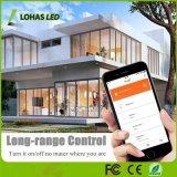 El RGB 5W GU10 Control de WiFi inteligente cambia de color bombilla LED