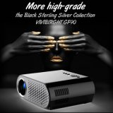 2018 высокого качества 3200 лм проектор WiFi Gp90 до 1280X800 Smart Android WiFi кино