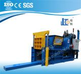 Machine à emballer horizontale hydraulique complètement automatique en métal de ventes de constructeur Mh60-5050