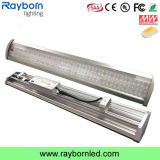 Suspensão industrial IP65 LED 150W Difusor Linear Luz High Bay
