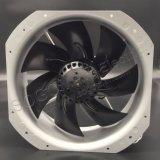 2800rpm 1204cfm ventilador preto e de prata de 280X280mm do alumínio do molde do metal com capacitor