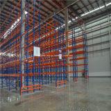 Entrepôt de stockage en acier Heavy Duty Rayonnage à palettes