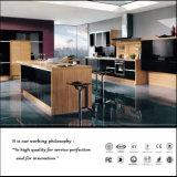 古典的な様式PVC MDFの台所家具(FY5641)