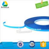 cinta de acrílico echada a un lado los 3m doble de la transferencia de la espuma de 0.1m m (BY3010C)