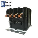 Contactor eléctrico del DP de la CA de la calidad confiable 4poles 24V 20AMPS para el aire acondicionado con alto rendimiento