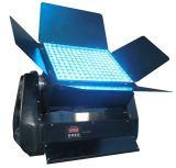 Rasha中国の段階ライト製造者150*3W RGB 3in1 LED都市カラーライト屋外党のための防水LED壁の洗濯機ライト