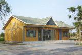 새로운 디자인 경제적인 있는 조립식 가벼운 강철 사회적인 집 별장