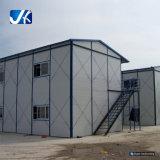 Estructura de acero prefabricada barata para el edificio del hotel de la casa de pollo