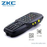 Zkc3501 de Scanner Eind Industriële PDA van de Streepjescode van het Scherm van de Aanraking