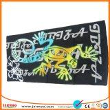 300GSMカスタムロゴの体操タオルの広告