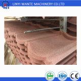 На заводе Wante камня покрытием металлической крышей плитки для производства строительных материалов