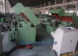 Maquinaria do prego para o prego da tira de papel