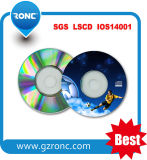 2017 торговой марки Ronc печати OEM logo пустой компакт-диск 700m 1-52X 80мин.