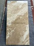 Bella pietra del materiale da costruzione che pavimenta le mattonelle piene della porcellana del marmo del corpo