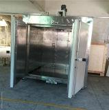 Печать на экране опрыскивателя кабинета промышленные печи