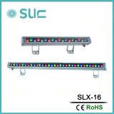 LED 벽 세탁기 바 빛 36W/46W는 색깔과 RGB를 골라낸다