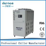 máquina mais fria refrigerar de água de 220V 60Hz 3pH 12ton com os dois compressores de Danfoss