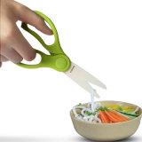 Керамические ножницы вырезывания еды