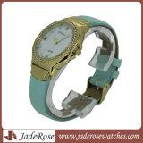 工場カスタム高品質の男性用簡単な水晶腕時計