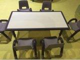 Kind-Plastikschreibtisch-Tisch für Schule (IFP-023)