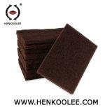 Almofada do Lado Não Tecidos abrasivos