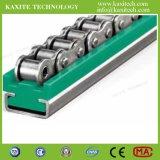 Type-Cts à chaînes de guide de profil de fibres de verre en plastique du nylon 66