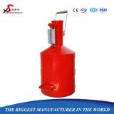 El calibrador estándar del metal del volumen del combustible que mide puede